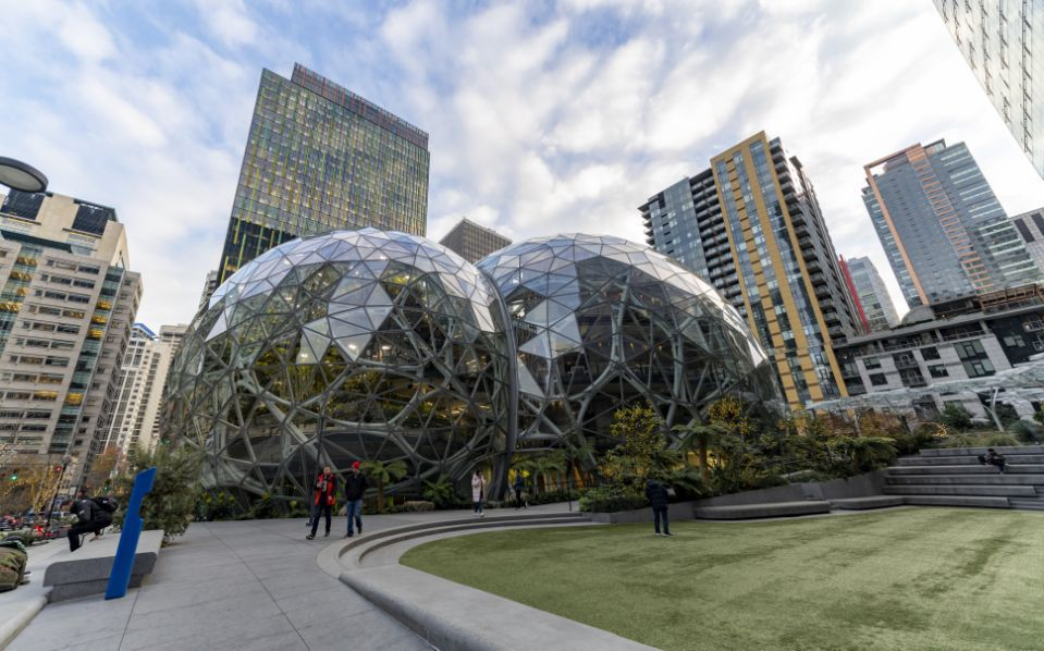 Amazon pledges $2 billion to affordable housing in 3 major hubs, including the Puget Sound area.