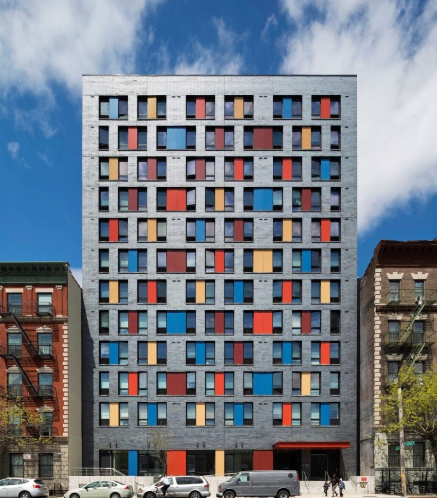 our town st helena hotels to housing in NYC