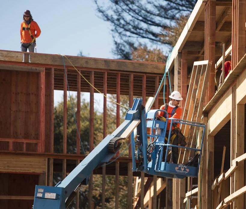 our town st helena Santa Rosa not meeting RHNA housing goals