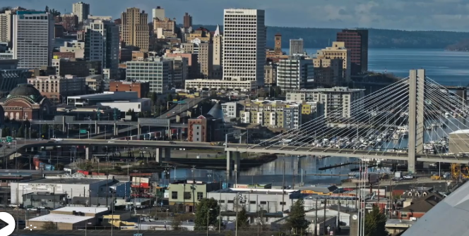 It's going to take creative solutions. In Tacoma, an affordable housing sales tax