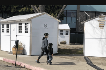our town st helena, Casitas provides temporary shelter for homeless families in San Jose.