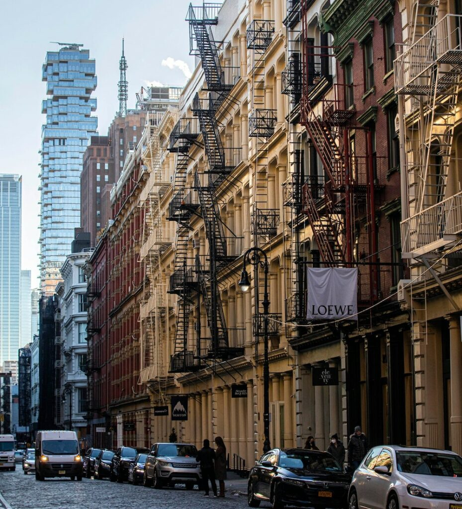 our town st helena: In New York's Soho, a zoning battle for affordable housing
