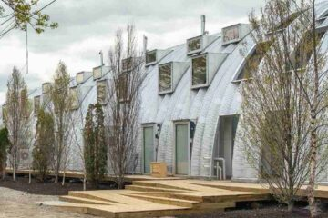 our town st helena solving the housing crisis with converted quonset huts