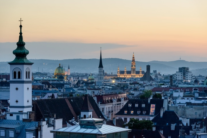 our town st helena lifeX in Vienna