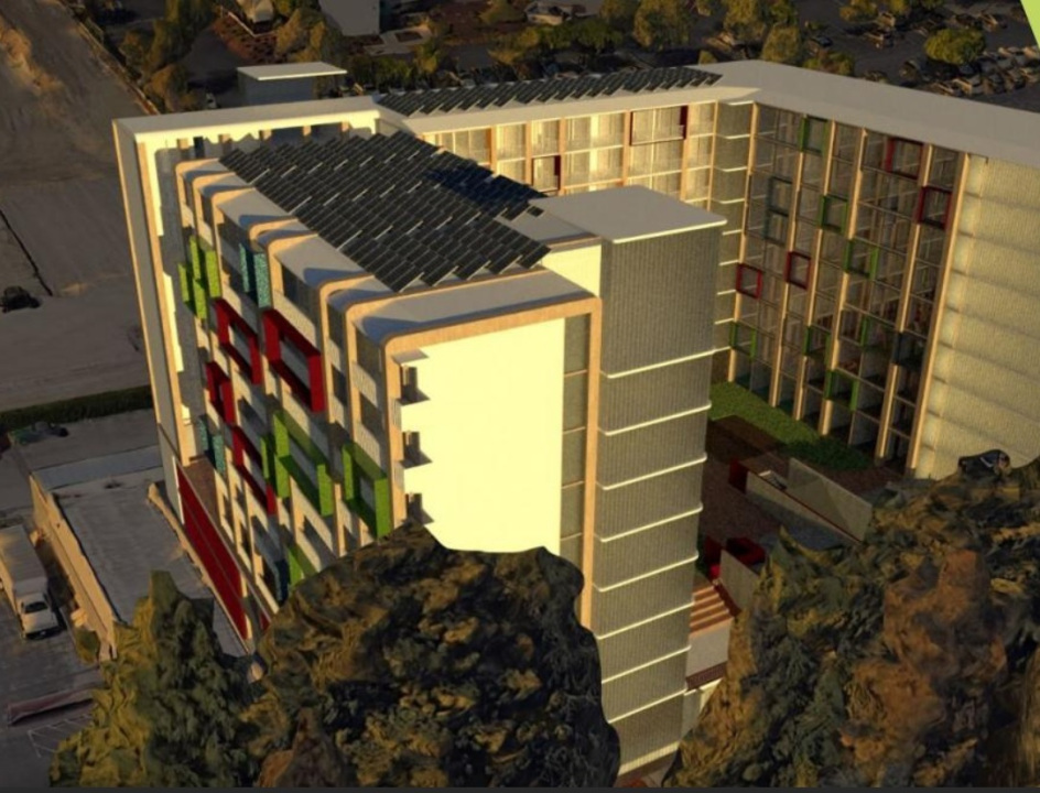 Our town st helena: Affordable housing comes to Sunnyvale hear the Caltrans station