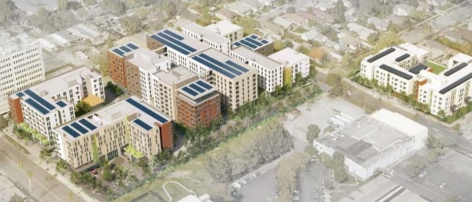 our town st helena: More than 600 new affordable housing units planned for San Jose