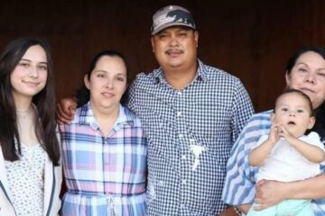 our town st helena Martha Rodriguez family